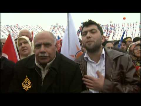 Turkey's ruling party faces test in local polls - 28 Mar 09