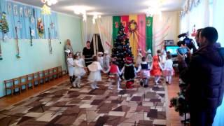 Новогодний утренник в детском саду #3