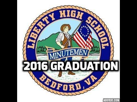 2016 Liberty High School Graduation Ceremony