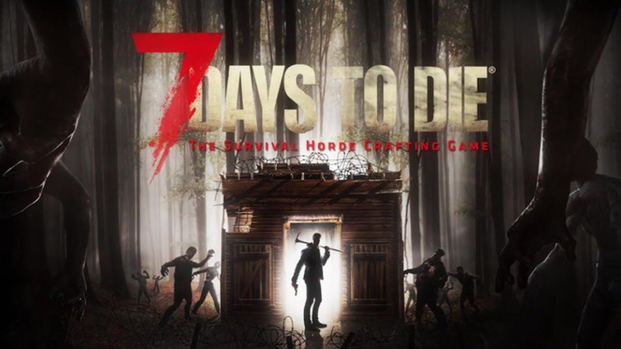 【7days to die】ワイワイ楽しくマルチ!!【初心者&初見さん歓迎】