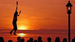 Repeat youtube video Key West Mallory Square Sunset Celebration
