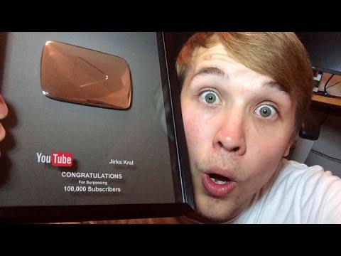 Mamííí, dostal jsem youtube tlačítko!