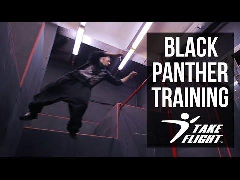 Training Session at Black Panther Parkour   Nikolay Stasolik