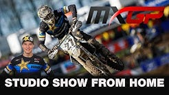 LIVE STUDIO SHOW - Paul Malin and Lisa Leyland host Arminias Jasikonis - Rockstar Energy Husqvarna