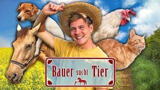 BAUER SUCHT TIER - Die Show | Joey's Jungle
