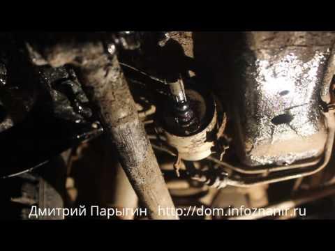 Восстановление Нивы Шевроле. Часть 4 замена топливного фильтра, антигравийная обработка, краска.