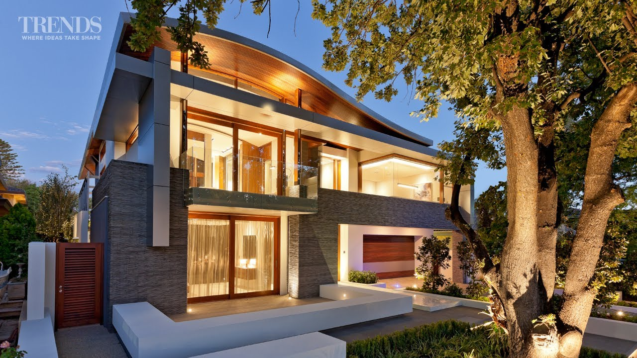 Seamless indoor-outdoor living - in a new home by Giorgi ... on Seamless Indoor Outdoor Living id=47182