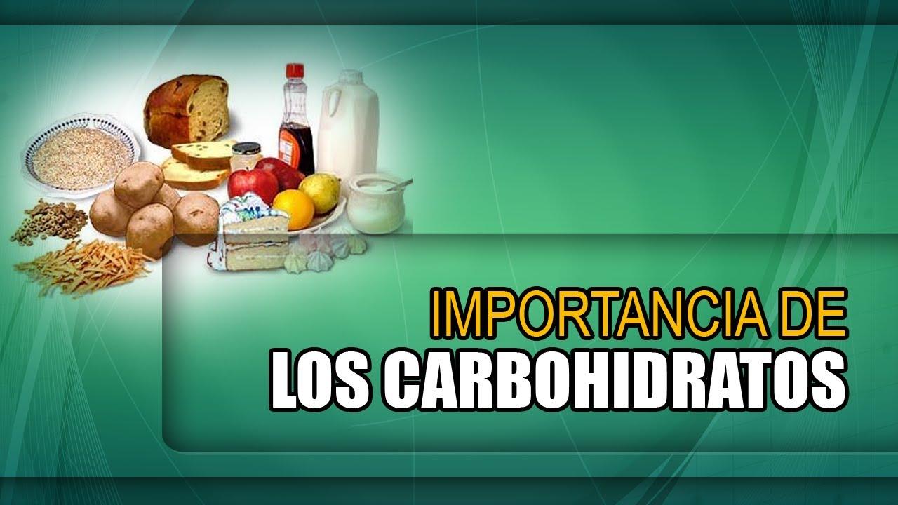 Importancia de los carbohidratos youtube for Importancia de los viveros forestales