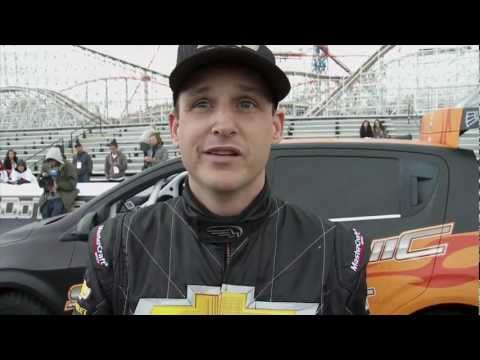 DC SHOES: ROB DYRDEK KICKFLIPS A CHEVY SONIC