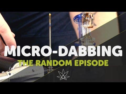 Micro-Dabbing  //  420 Science Club