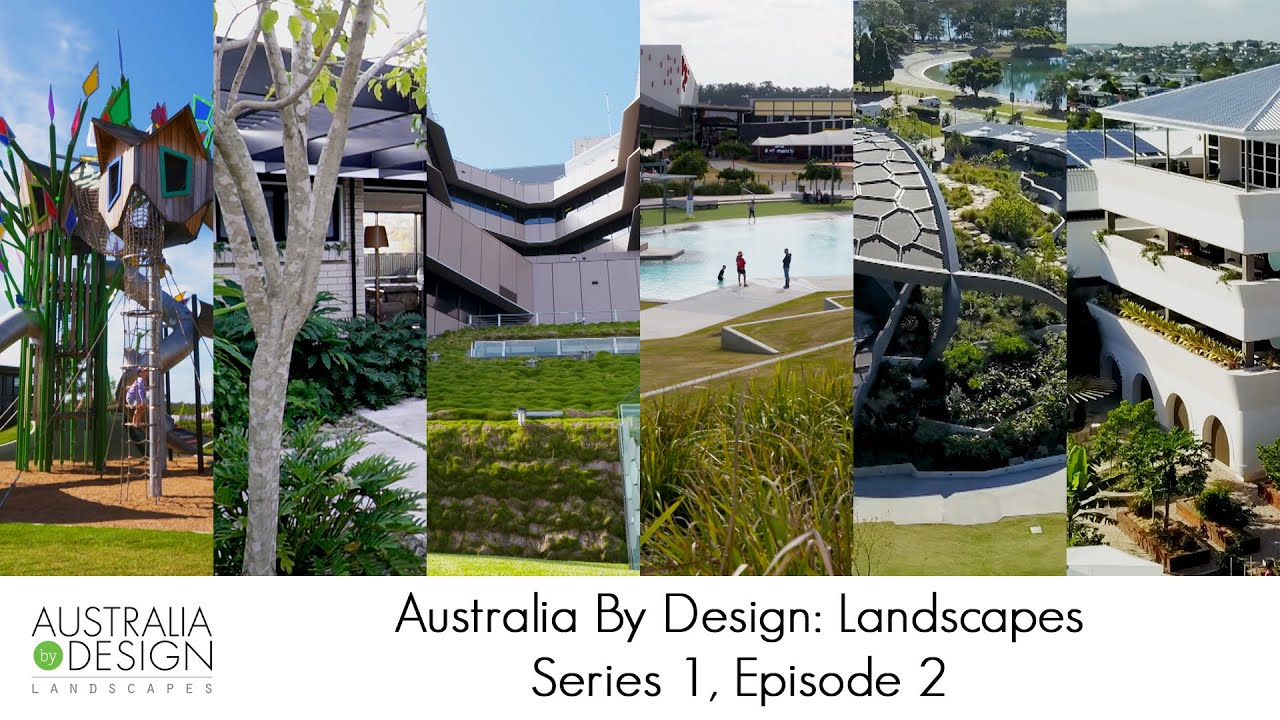 Australia By Design Landscapes Series 1 Episode 2 Qld Youtube