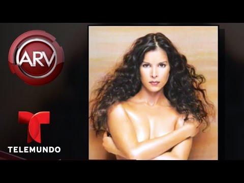 Al Rojo Vivo | Patricia Velásquez habla de su homosexualidad | Telemundo ARV