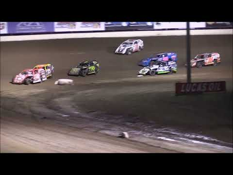 UMP Modified B-Main #2 from Portsmouth Raceway Park, October 18th, 2018.