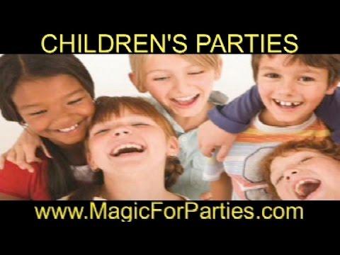 Birthday Party Magician Atlanta Magician For Childrens Birthday - Children's birthday party atlanta