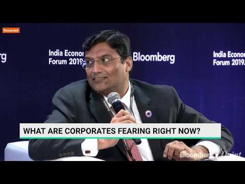 Corporate Sentiment In India: Bloomberg India Economic Forum 2019