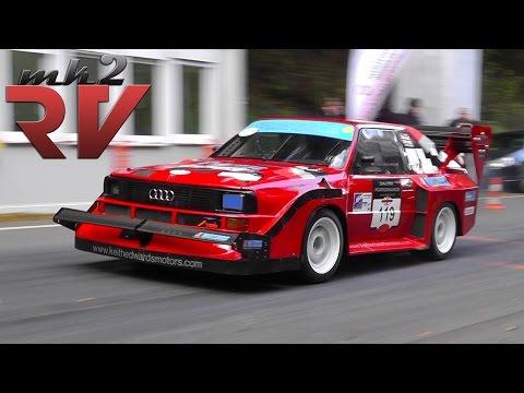 HillClimb Masters 2014 Audi Quattro S1- S1 E2- 80