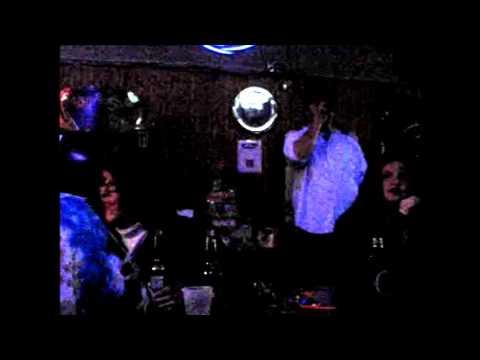 Jordan Singing Glycerine By Bush At Jay Street Pub In Bruce Sd