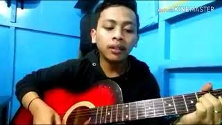 Cidro. Wandra banyuwangi. Cover gitar. Dent efan