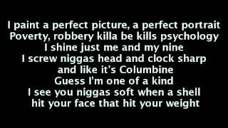 Wiz Khalifa - Telescope ft. 50 Cent (Lyrics On Screen)
