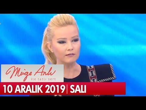 Müge Anlı ile Tatlı Sert 10 Aralık  2019  - Tek Parça