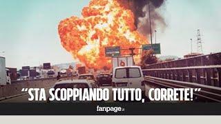 Esplosione Bologna, le telefonate dei cittadini alla polizia: