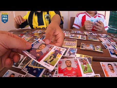 Fifa365 αυτοκόλλητα AΕΚ vs ΟΣΦΠ Challenge | MAUI GR