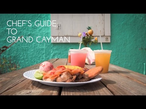 Chefs' Grand Cayman Restaurant Recs