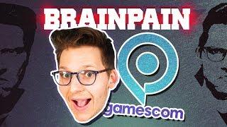 KlenCon statt Gamescom - Brainpain