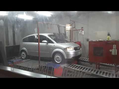 Audi A2 Tuned in 144HP!