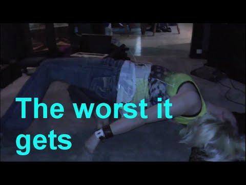 Tourettes Tic ATTACKS - Tourette syndrome