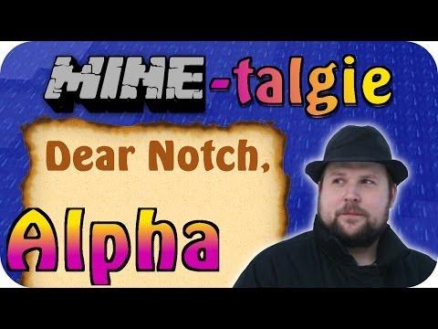 Minecraft Minetalgie #16 - Alpha 1.2.4 - Mail an Mojang