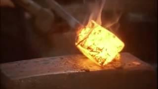 Ιαπωνικό Ξίφος: Φωτιά,κάρβουνο,σίδερο,νερό,ξύλο