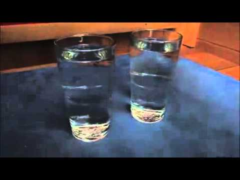 Distilled Water VS  Colloidal Silver Made with Spooky2 Rife Device