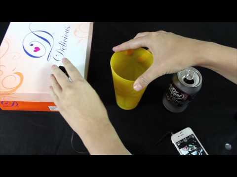 Candy Music Mini Portable Speaker | 3.5mm Vibration Speaker
