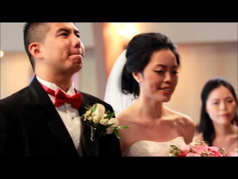 Sep21, 2013 Tina & Paul Wu's Lovely wedding ceremony