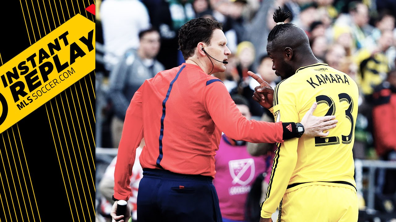 All the hotly debated plays from MLS Cup 2015 in Columbus | Instant Replay