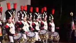 """Tambours BGHA """"La Marche des éclopés"""" Traditions"""