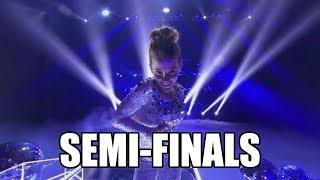 Sofie Dossi America's Got Talent 2016 Semi Finals|GTF
