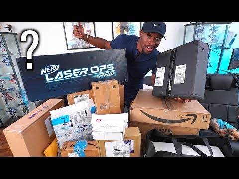 My Massive Tech Unboxing 15.0!
