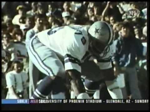 Super Bowl X Pittsburgh 21   Dallas 17