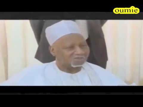 President Adama Barrow visits Sir Dawda Kairaba Jawara (Gambia's 1st President)