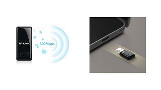 واى فاى يو اس بي تي بي لينك   TL-WN823N   tp link USB WiFi 300Mbps