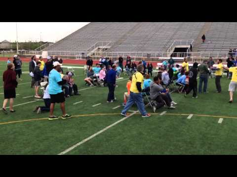 BEST CRAZY AMAZING ATHLETIC MUSICAL CHAIRS MOVE EVER