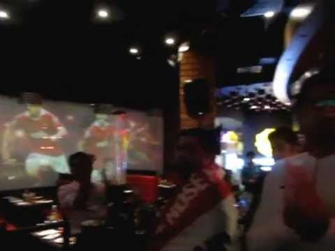 MUFCM @ MU Cafe, RCity (Busby Babes Tribute)
