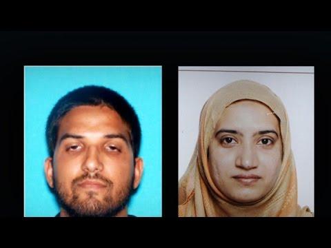 How were San Bernardino shooters radicalized?