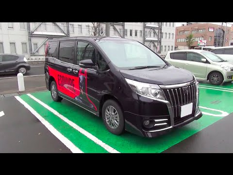 2014 TOYOTA Esquire Gi STYLING PACKAGE - Exterior & Interior