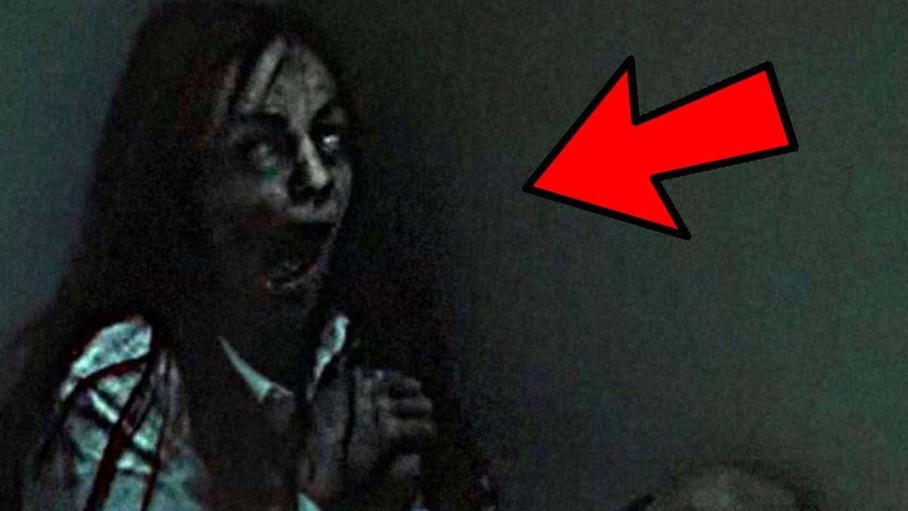 5 Videos de Fantasmas que te Revolverán el Estomago
