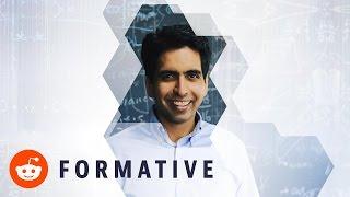 Sal Khan's (Khan Academy) Formative Moment thumbnail