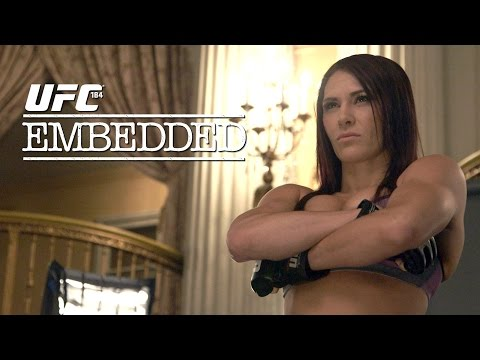 UFC 184 Embedded: Vlog Series - Episode 3