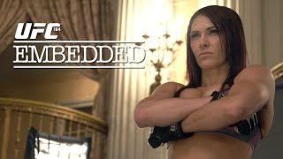 UFC 184 Embedded: Vlog Series - Episode 3
